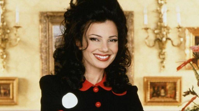 Qué fue de Fran Drescher, la 'niñera' más famosa de la sitcom noventera