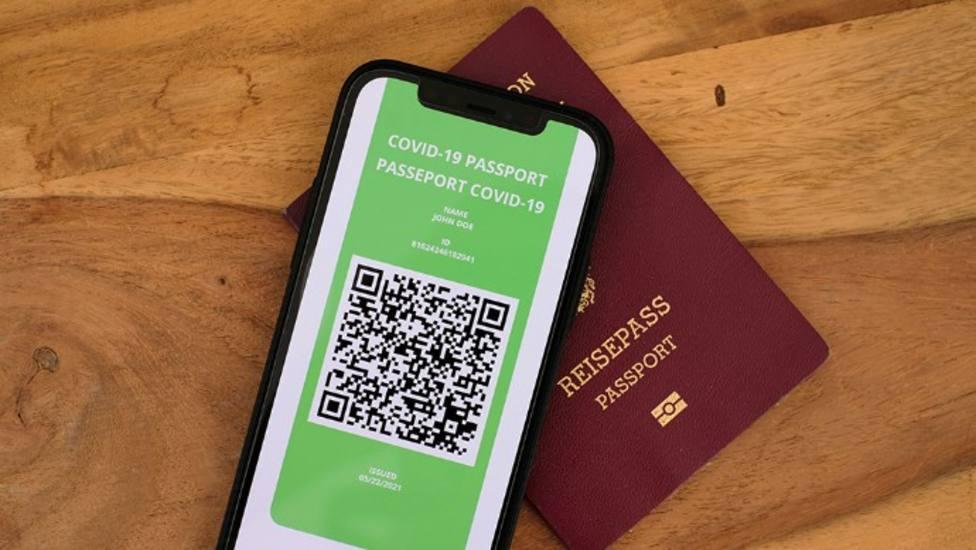 Funcionamiento del certificado verde digital
