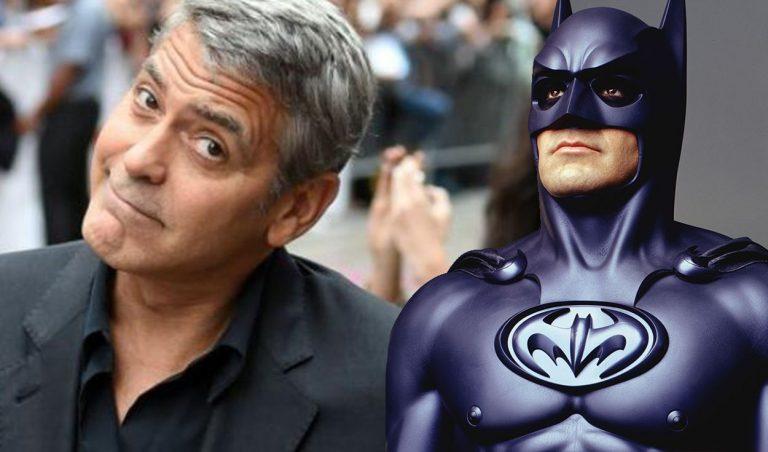 George Clooney, Robert Pattinson y otros famosos que querrían borrar algunos papeles de su currículum