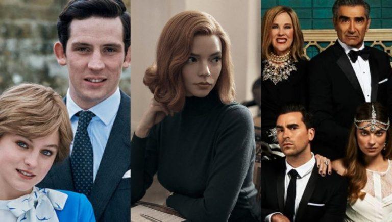 Series ganadoras de los Globos de Oro que merece la pena ver