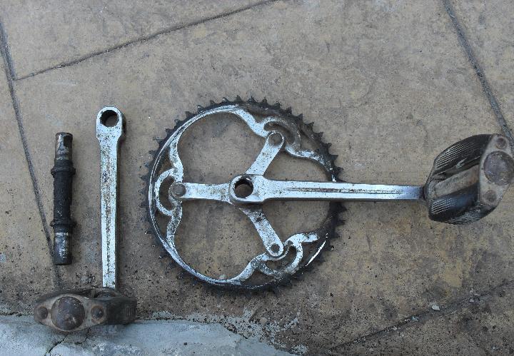 Herramientas necesarias para poder cambiar los pedales de una bicicleta