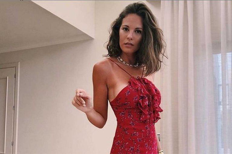Los encantos que Jessica Bueno muestra en Instagram (y pone celoso a Jota Peleteiro)