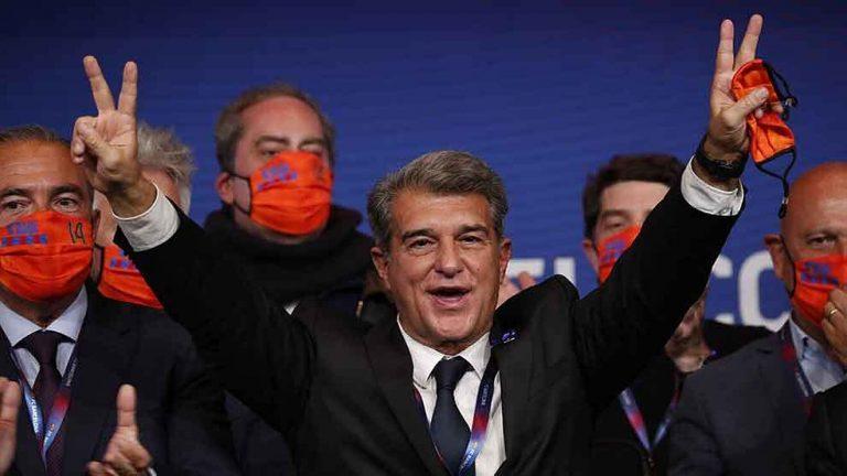 Elecciones Barça: resultados y nuevo rumbo del Barcelona