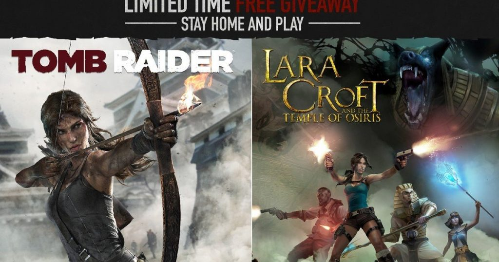Juegos de cortesía tomb raider