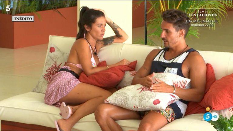 Manuel ya tiene 'repuesto': así es el nuevo amor de Fiama tras La isla de las tentaciones