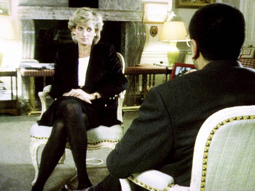 La entrevista de Diana de Gales