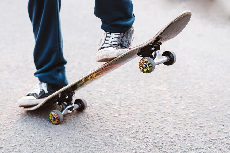Los skaters - Surfistas de concreto
