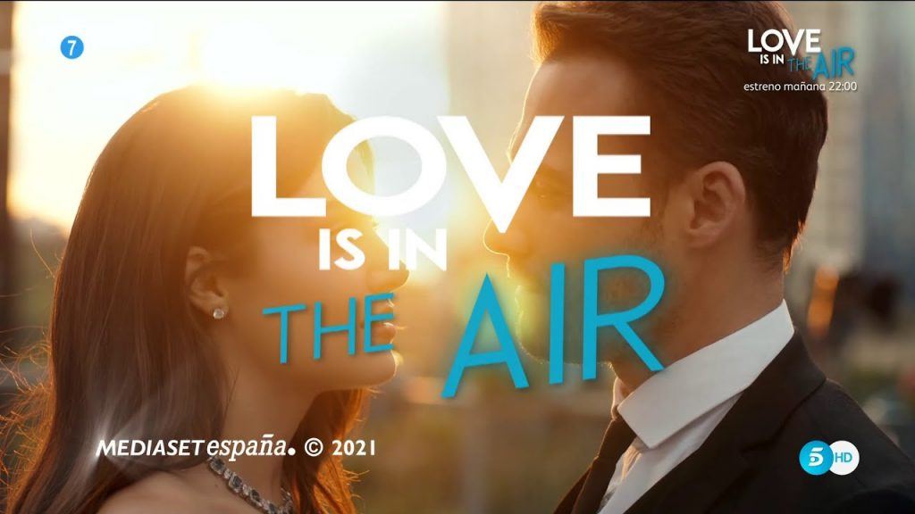 Love is in the air Telecinco