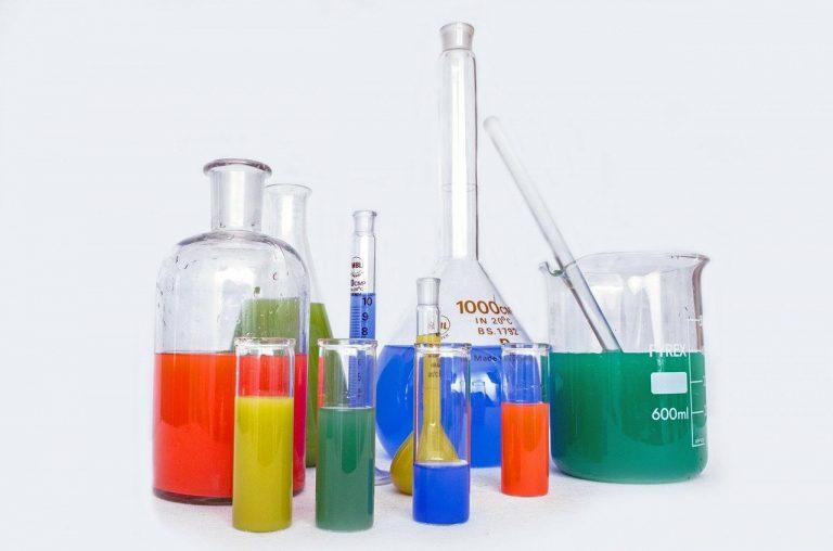 Qué es una reacción química