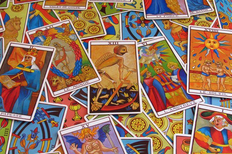 Qué son las cartas del tarot