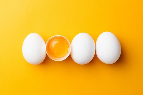La misteriosa desaparición de los huevos blancos