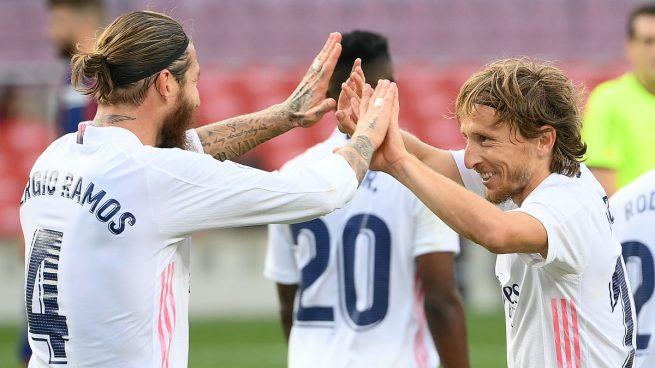 Más allá de Sergio Ramos y Lucas Modrić: los otros futbolistas del Real Madrid que exigen su sitio