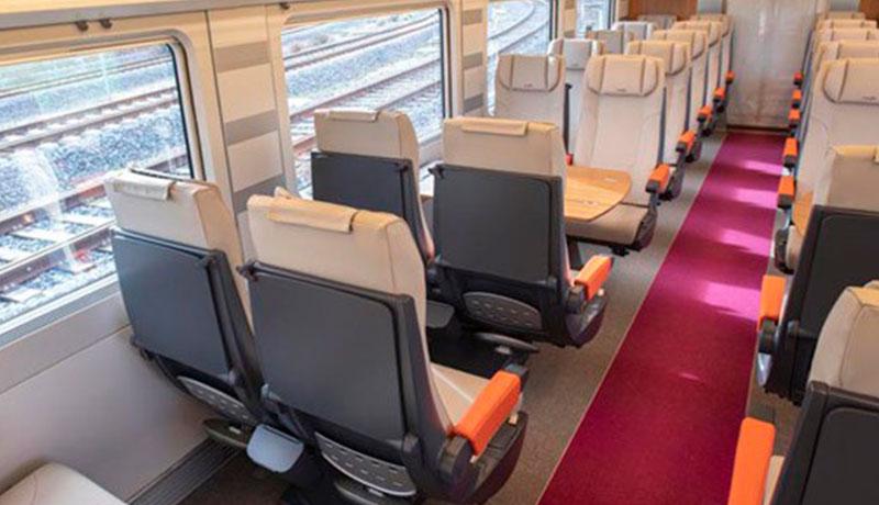Servicio ferroviarios de Renfe