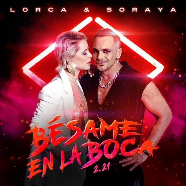 Soraya Arnelas Lorca bésame en la boca 2.21
