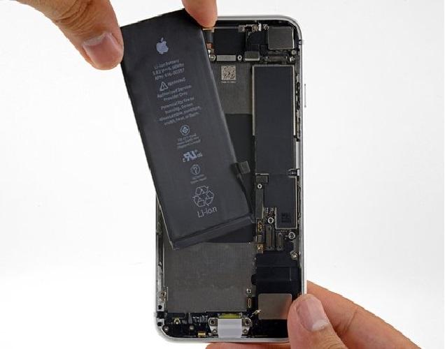 Sustituir la batería del iPhone SE 2020