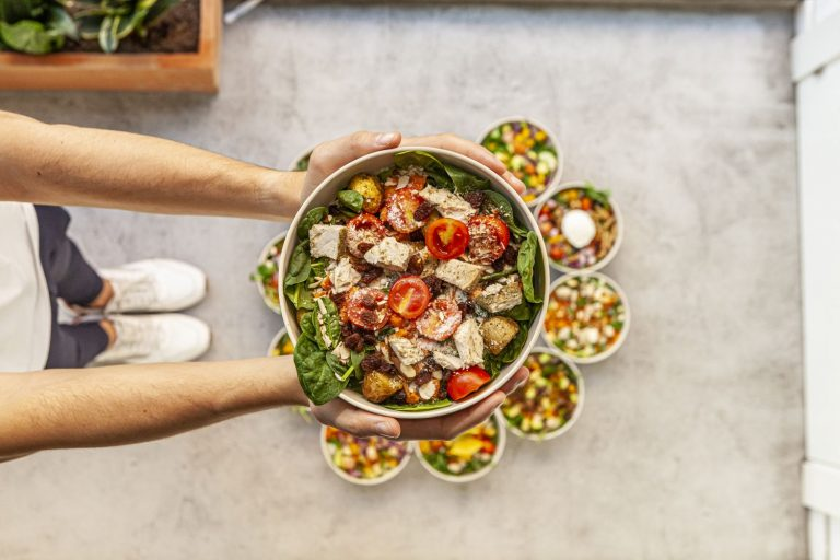 "The Circle Food, el ""fast good"" en el que comer sano por 7 euros"