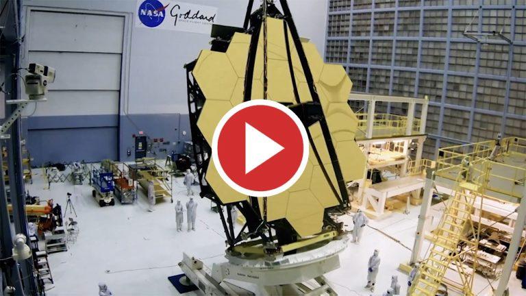 El telescopio que desnudará el universo