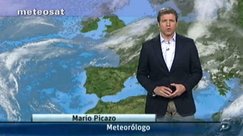 Mario Picazo en Telecinco