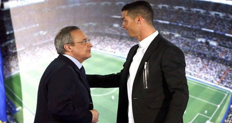 Cristiano Ronaldo Real Madrid Florentino Pérez