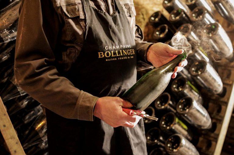 Bollinger presenta la nueva añada de su champagne más audaz, R.D. 2007