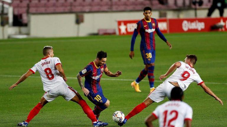 Barcelona, primer finalista de la Copa del Rey