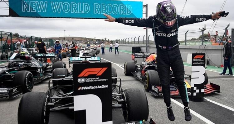 Hamilton récords Fórmula 1 Schumacher Fernando Alonso