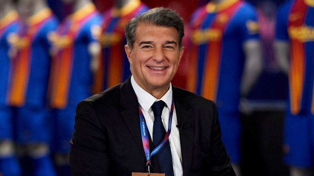 Joan Laporta proyecto FC Barcelona