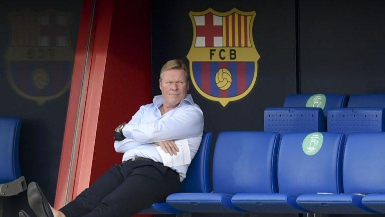 Barcelona: las malas relaciones entre Koeman y estos jugadores que afectan al equipo