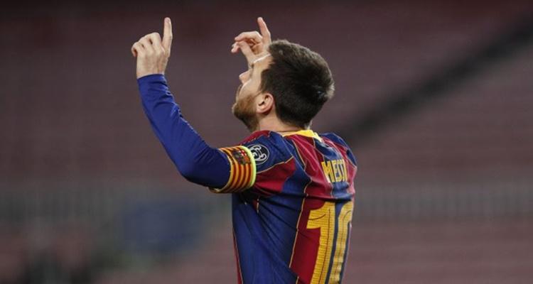 Leo Messi, récords, Cádiz