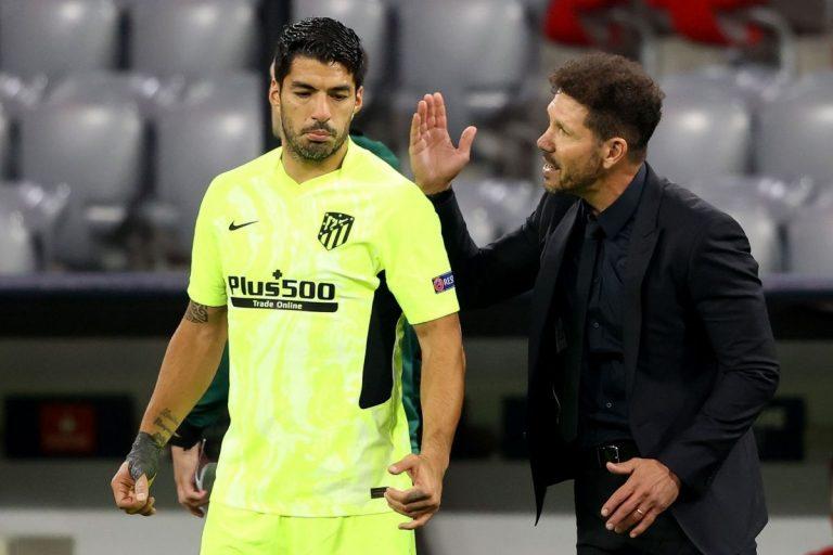 Por qué la relación entre Simeone y Luis Suárez ha acabado 'como el rosario de la aurora'