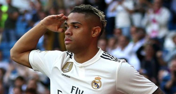 Mariano Díaz, Real Madrid Florentino Pérez