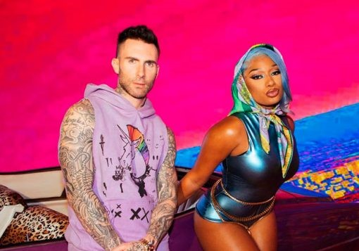 Maroon 5 y Megan Thee Stallion juntos en 'Beautiful Mistakes'