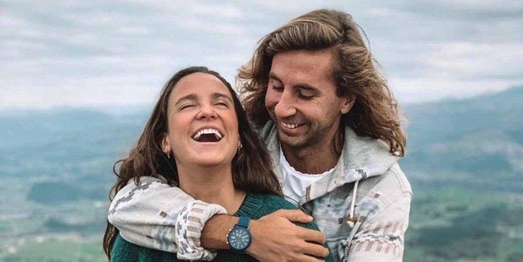 Marta Pombo y Luis Giménez