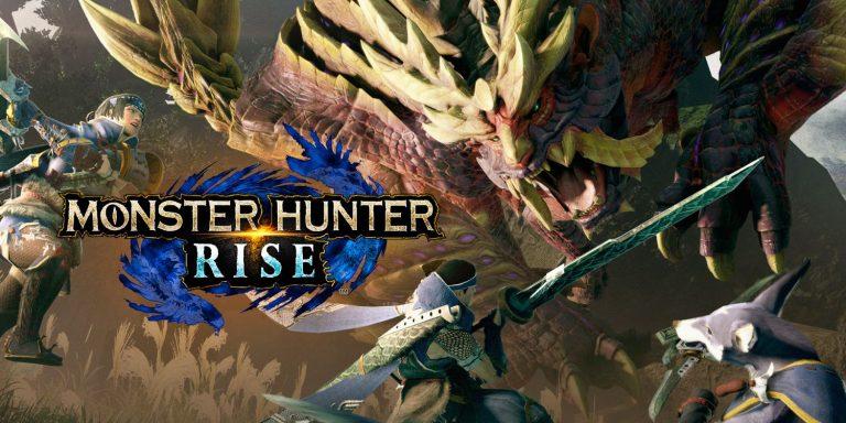 Monster Hunter Rise – Salir de caza nunca fue tan divertido