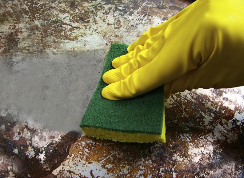 Datos a tener en cuenta al momento de limpiar una olla