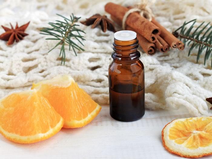 Frutas cítricas y otros aromas
