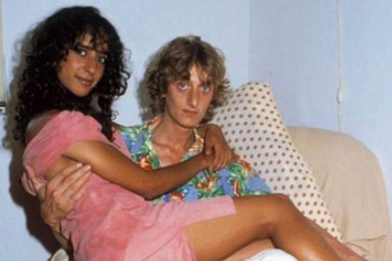 Así fue la historia de amor de Quique San Francisco y Rosario Flores que rompió la droga