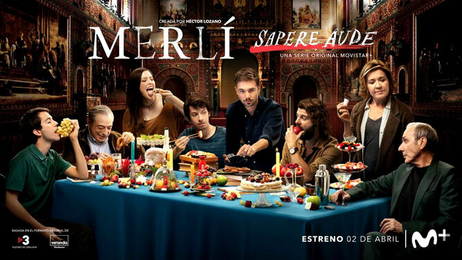 Merlí: Sapere Aude. Fecha de estreno y tráiler final de la serie de Movistar