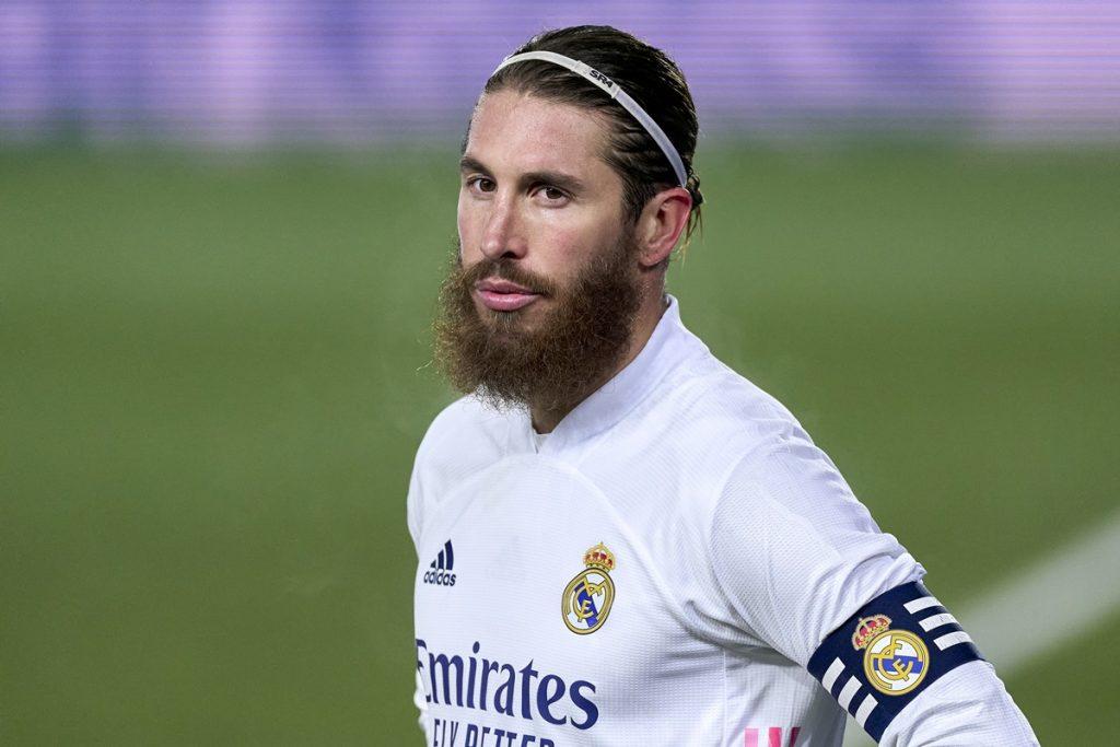 Sergio Ramos renovación Florentino Pérez