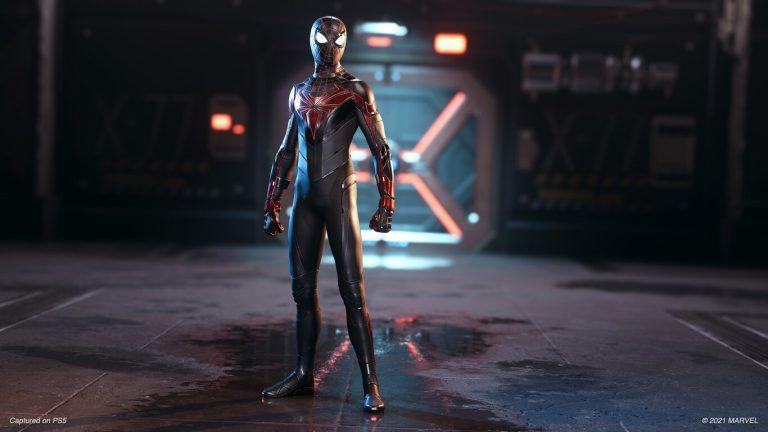 Así puedes conseguir el traje gratuito de Spiderman para PS5