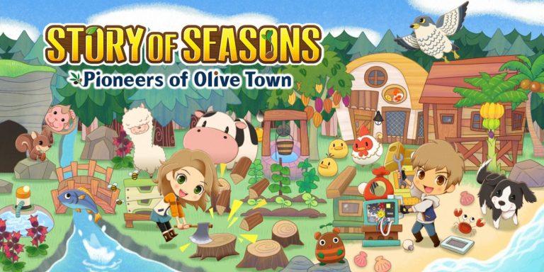 Story of Seasons: Pioneers of Olive Town – La granja en el pueblo oliva