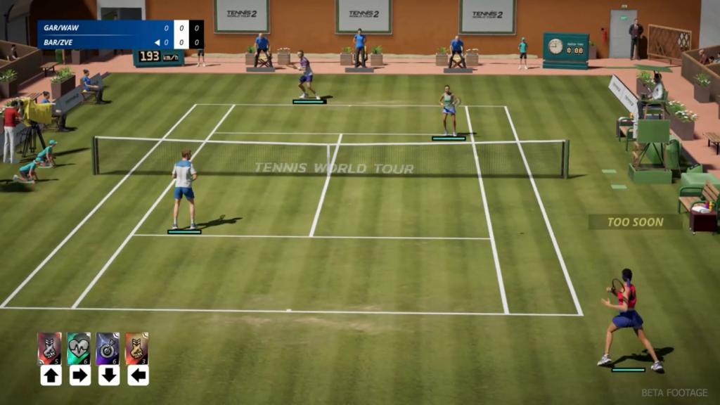 Tennis World Tour 2 Complete Edition – El tenis llega a la nueva generación