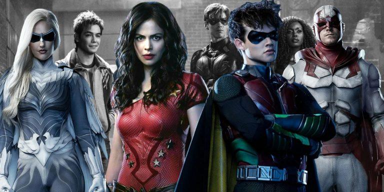 Titanes: fecha de estreno de la temporada 3 y nuevos actores