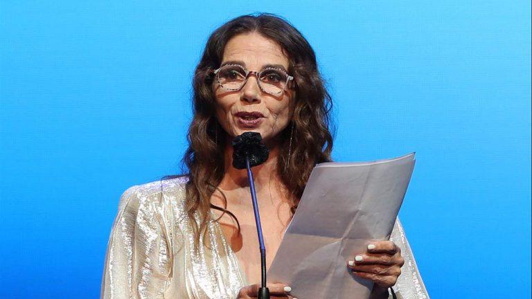 Premios Feroz: galardonados, mejores momentos y 'disculpas' de Victoria Abril