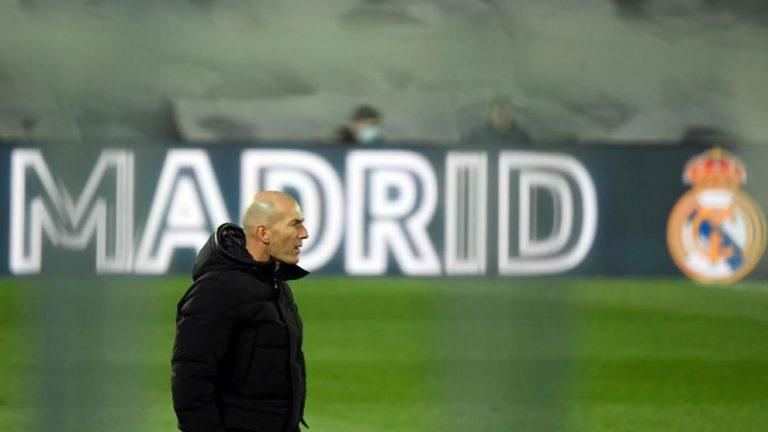 El futbolista 'tóxico' para el Real Madrid que Zidane quiere sacar