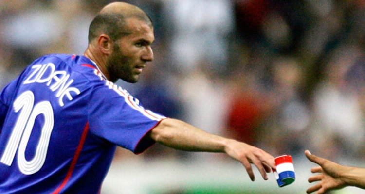 Zidane entrenadores Francia Real Madrid