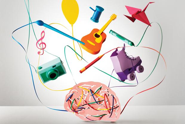 Cóctel de ideas para tener una mente creativa