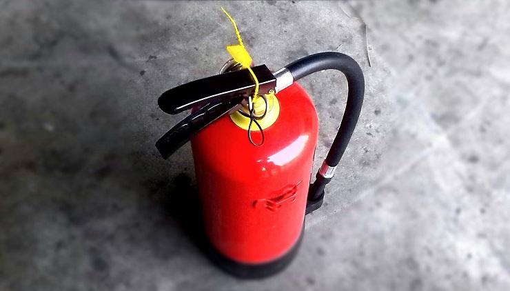 ¿Cómo se clasifica un extintor?