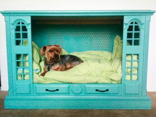 Ideas para hacer una cama ideal para perros