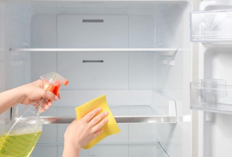 Limpieza para un congelador que no hace hielo